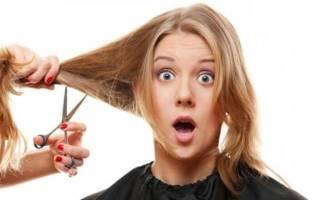 Сонник стрижка волос