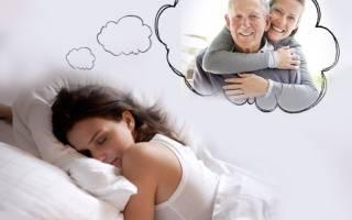 Видеть во сне умерших родителей вместе живыми сонник