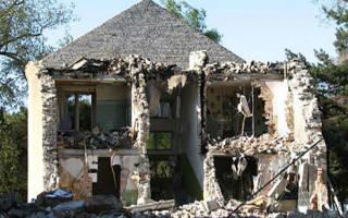 К чему снится разваливающийся дом сонник