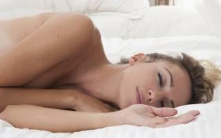 Быть обнаженной во сне сонник