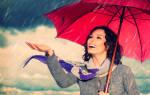 Видеть во сне дождь сонник