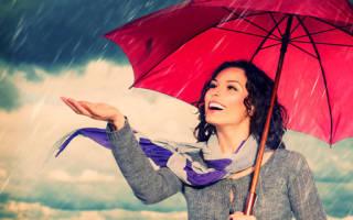 Если снится дождь что это значит сонник