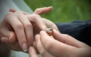 К чему снится помолвка с парнем сонник