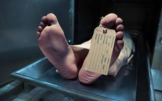 К чему снятся ноги покойника сонник