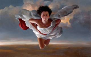 Летать во сне толкование сонник