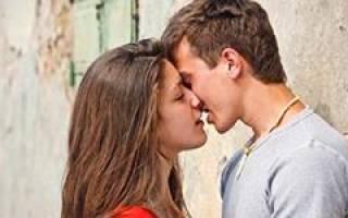 Сонник целоваться с незнакомым парнем
