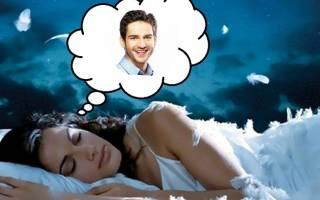 Если снится парень с вторника на среду сонник