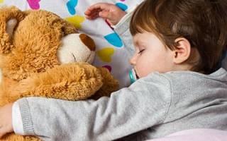 К чему снится спящий ребенок сонник