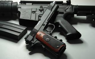 К чему снится пистолет в руках сонник