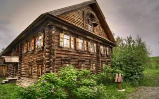 К чему снится большой деревянный дом сонник