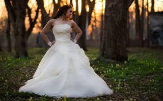 Невеста во сне в белом платье сонник