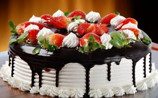 К чему снится торт с белым кремом сонник