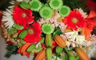 К чему снится муж дарит цветы сонник