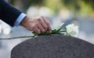 Видеть во сне похоронную процессию сонник