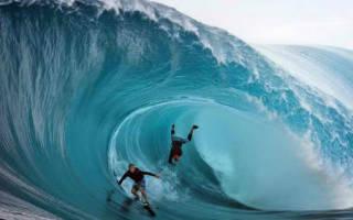 К чему снится большая волна накрывает сонник
