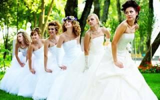 К чему снится много невест сонник