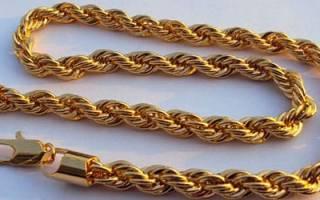 Во сне найти золотую цепь сонник