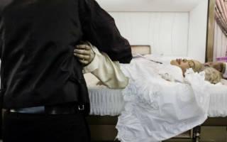 Обмывать покойника во сне сонник