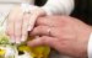 Видеть во сне обручальное кольцо на пальце сонник