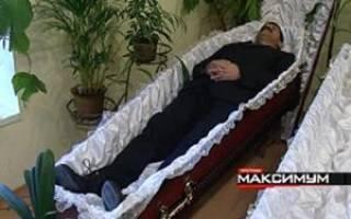 Видеть живого человека в гробу во сне сонник