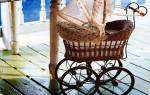 К чему снится коляска с ребенком сонник