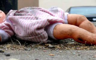 Видеть во сне мертвого ребенка сонник