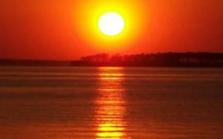 Видеть во сне солнце сонник