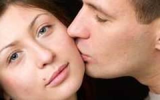 К чему снится целовать мужчину в щеку сонник