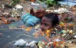 К чему снится плавать в грязной воде сонник