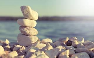К чему снится большой камень сонник