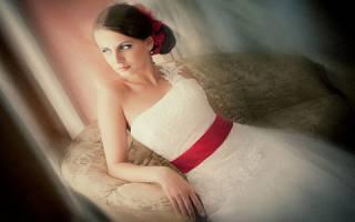 К чему снится свадебное платье сонник