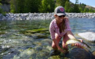 К чему снится ловить рыбу женщине сонник