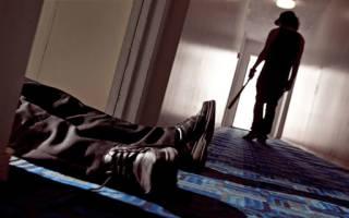 Видеть во сне убийство человека ножом сонник