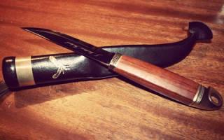 Сонник нож в руках мужчины