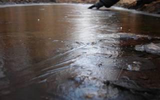 Вода на дороге во сне сонник