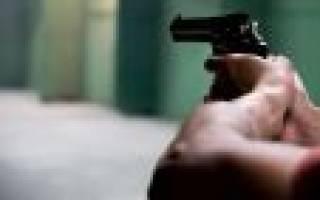К чему снится стрелять в человека сонник