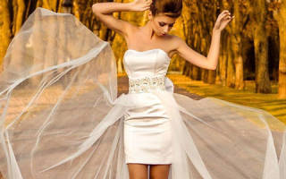 К чему снится белое пышное платье сонник