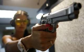 Стрелять во сне из пистолета в человека сонник