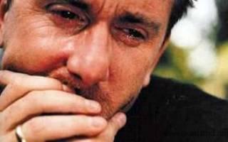 Плакать во сне по умершему человеку сонник